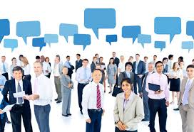 Social media and traditional media make a whole public relations effort