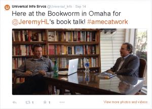 Jeremy Lipschultz Social Media Communications