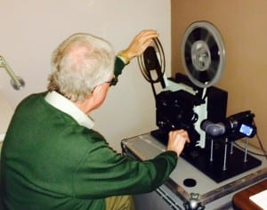 Digitizing 16mm Film by Universal Information Services