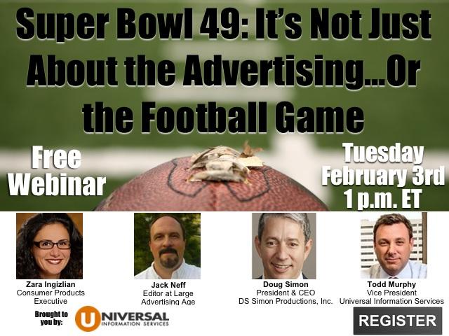 Universal Information Services PR and Marketing Super Bowl 49