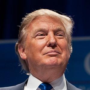 Donald Trump Republican Presidential Candidate