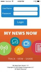 MyNewsNow Login Universal Information Services