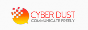 Cyber Dust Logo Universal Information Services