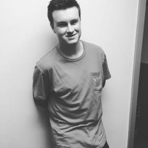Teddy Murphy-Blogger