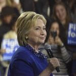 Hillary Clinton Democratic Presidential Candidate