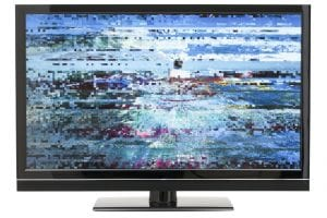 Failure of 3D television