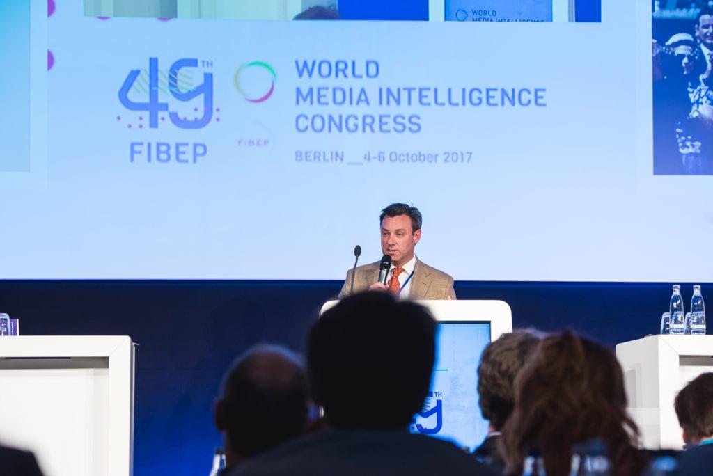 Todd Murphy World Media Intelligence Conference FIBEP