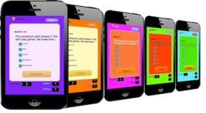 Mobile Trivia Game Apps