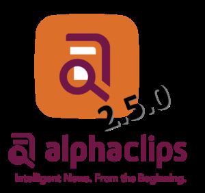 Alpha Clips 2.5.0 Media Monitoring