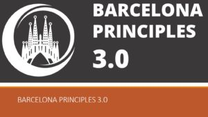 Barcelona Principles for PR Measurement 3